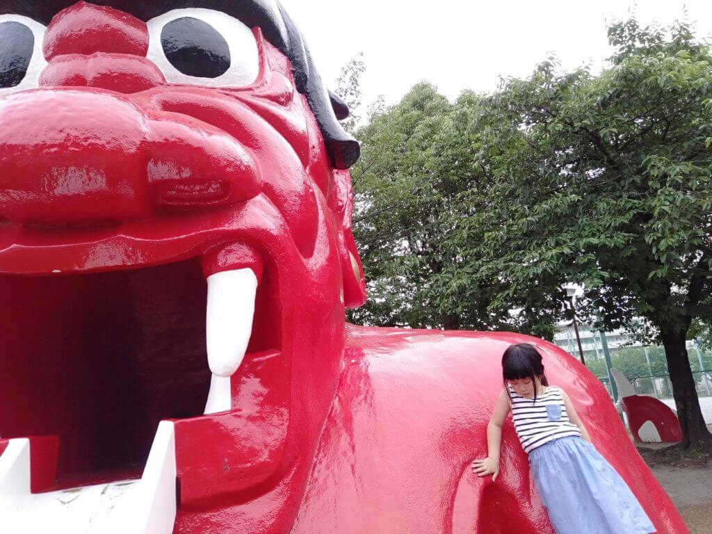 【足立区】舎人いきいき公園にコロナ中に行ってきたよ!