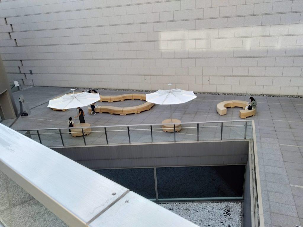 【江東区】東京都現代美術館のカフェはすてき!アクセスについて