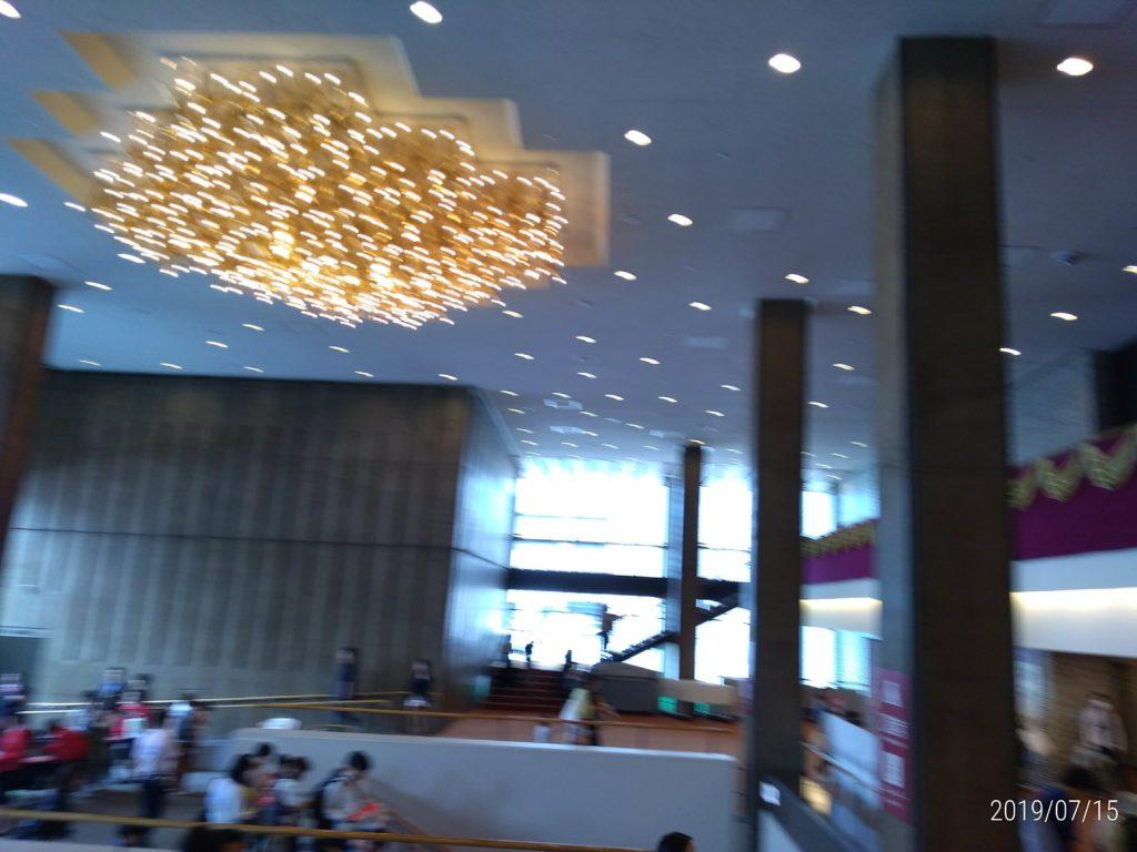 【渋谷区】NHKホールでいないいないばあ!を見たよ