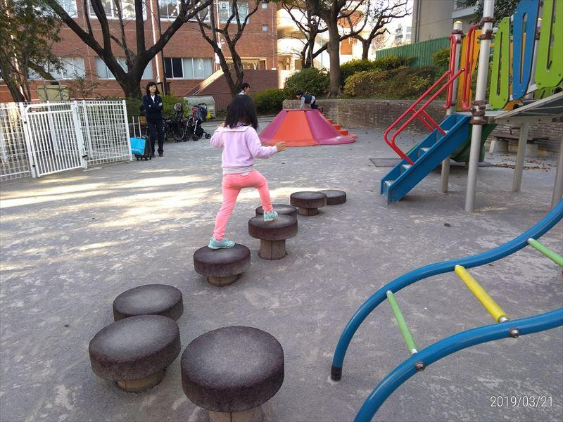 【豊島区】駒込公園の遊具とアクセスとトイレについて