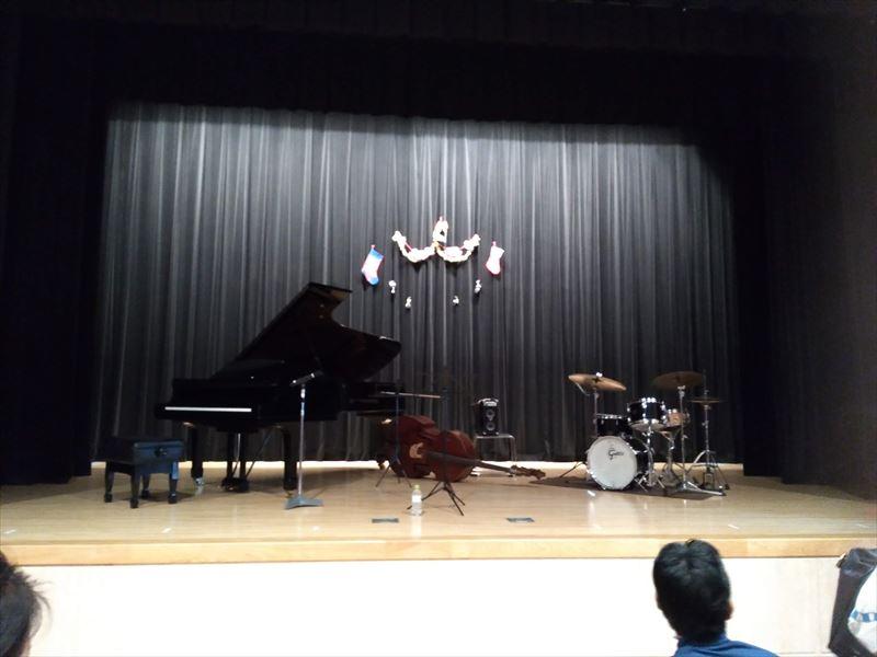 【中央区】日本橋社会教育会館ホールへのアクセスと0歳児からのコンサート「おんがくのたび」